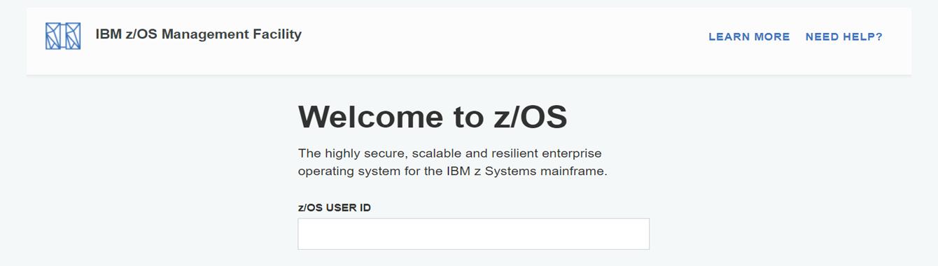 z/OSMF, REST APIs